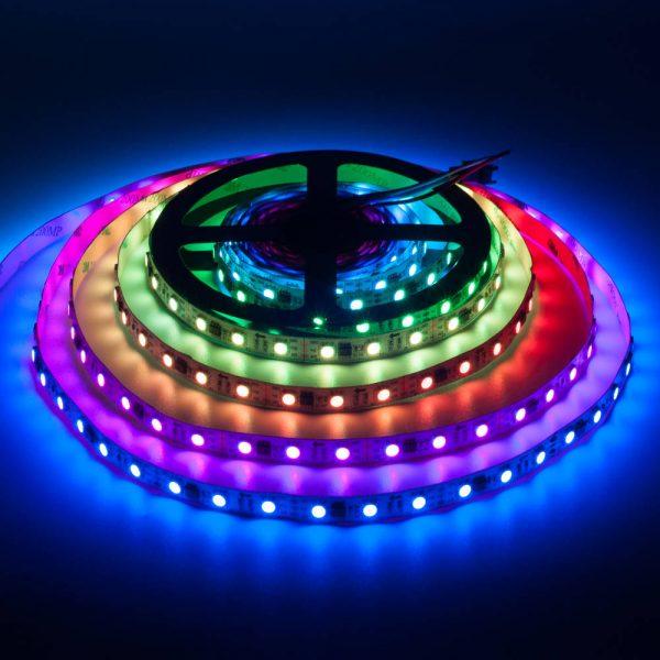 Taśma WS2811 600 LED RGB