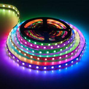 Taśmy cyfrowe LED