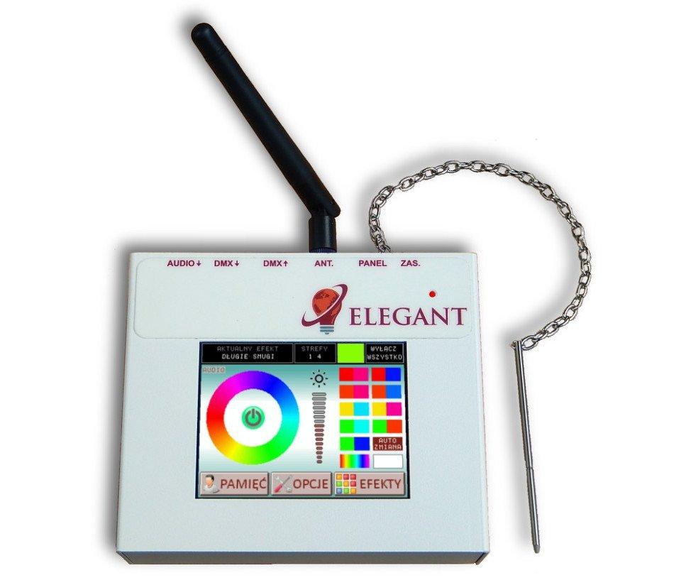 świetlik Elegant S120 Do Taśm Cyfrowych Led