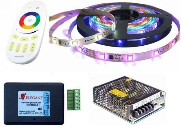 Zestaw LED Cyfrowy Muzyczny
