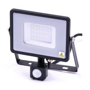 Naświetlacze projektory LED