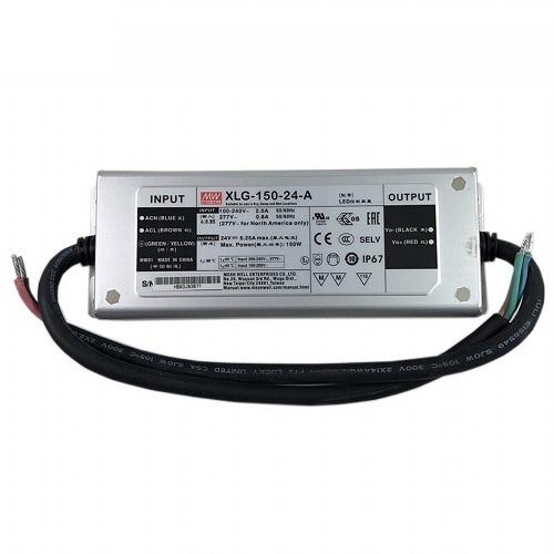 ZASILACZ LED HERMETYCZNY Mean Well XLG-150-24A   24V 6.25A 150W IP67