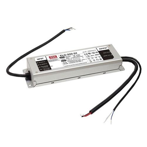 ZASILACZ LED HERMETYCZNY Mean Well XLG-200-24A   24V 8.4A 150W IP67